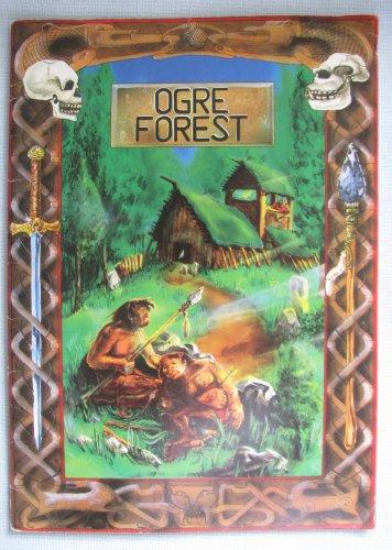 Ogre Forest Module Mega Games 1987