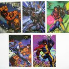Marvel Flair Trading Cards Lot Fleer 1994