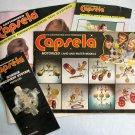 Capsela Science Construction Manuals Parts List Catalogues Play-Jour