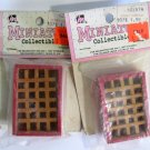 Dollhouse Miniatures Soda Pop Crates MIP