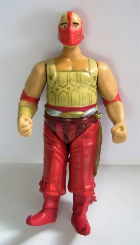 WWF Sultan Wrestling Figure Titan Sports Jakks 1997