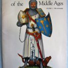 Paper Soldiers of the Middle Ages The Crusades Cut-Outs to Color Book