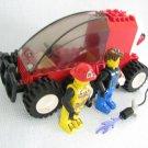 Jack Stone Fire Response SUV Custom Lego
