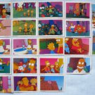 THE SIMPSONS Mini Sticker Cards Diamond Publishing