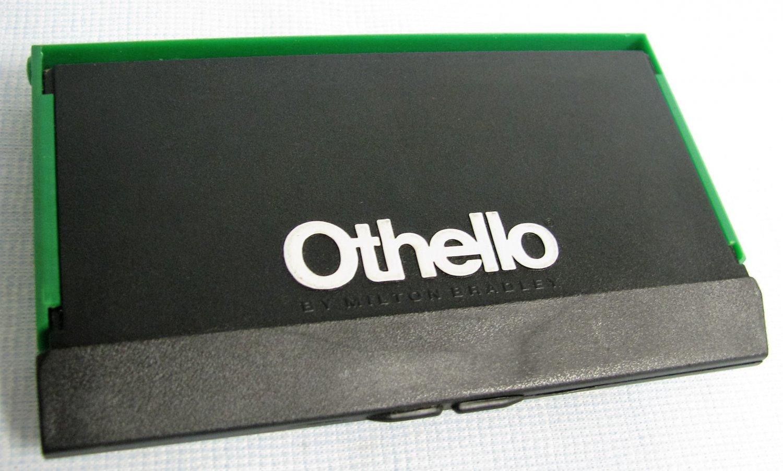 Othello Pocket Travel Game Milton Bradley