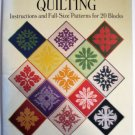 Hawaiian Quilting Quilt Patterns History & Instructions Book