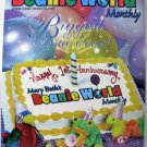 Mary Beth's Beanie World Monthly 1st Anniversary Ltd Edition #8 Hardcover Ty Warner Babies