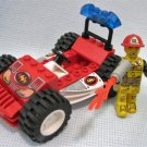 Jack Stone Fire Cruiser Custom Lego 4601