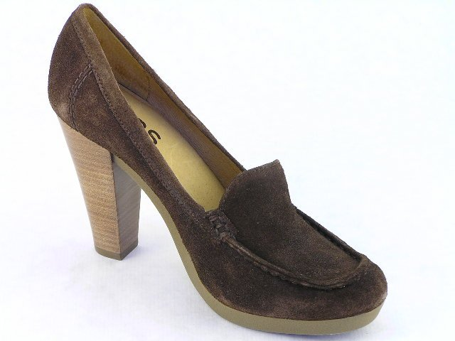 Michael Kors Dolly Tmoro Suede Shoes