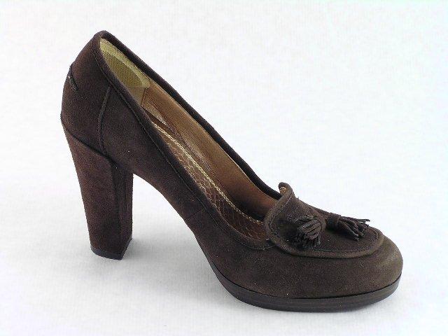Sam Edelman Kody Heel Suede Shoes