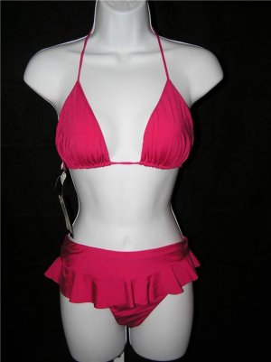 Ralph Lauren Hot Pink Bikini Swimsuit
