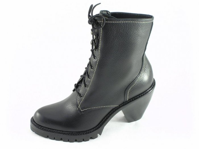 Via Spiga Home Black Luxor Boots