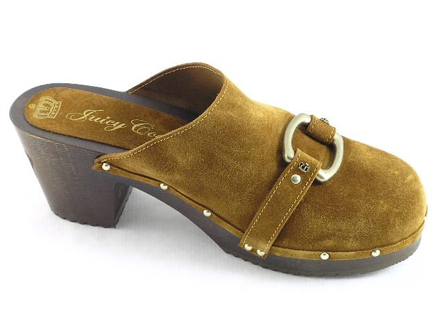 Juicy Couture Only Cognac Crosta Shoes