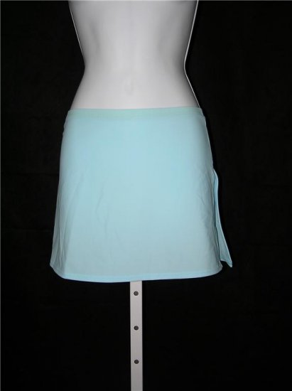 Calvin Klein Pull-on Beach Skirt Blue