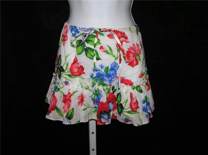 Ralph Lauren Beach Mini Skirt (Size M)