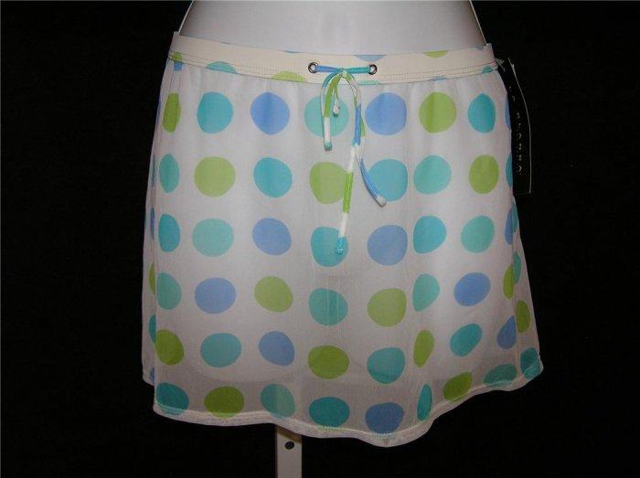 La Blanca Beach Aqua Skirt (Size S)