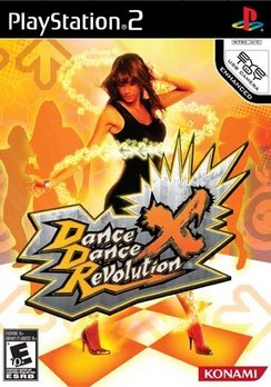 Dance Dance Revolution x DDR X for PS2 (Game Only)
