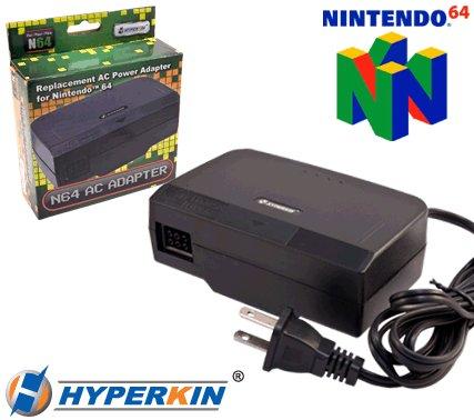 Nintendo 64 Replacement AC Adapter (Hyperkin)
