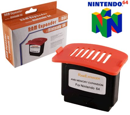 Nintendo 64 Ram Expander (FS)