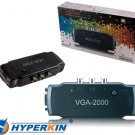 High Resolution Component Input VGA Box for PS3, Xbox 360, PSP 2000