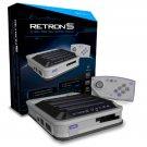 RetroN 5 Gaming Console (Gray) - Hyperkin