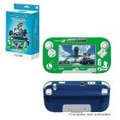 Official Hori Mario Kart 8 Protector Cover Case for Nintendo Wii U GamePad Luigi