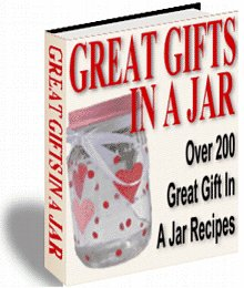 Great Gifts In A Jar - eBook