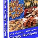 Delicious Candy Recipes - eBook