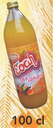 COB100 - Exotics Fruits Juices 100 cl - Sursop (btle)