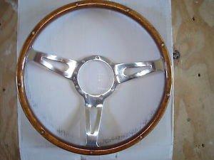 Steering Wheel 9 Bolt and GM 36 Splline Hub Boss Kit Shelby Cobra Replica ACE