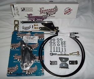 Brake Hand Emergency Parking Chrome Shelby Cobra Hot Rod AC ACE Kit Car Lokar