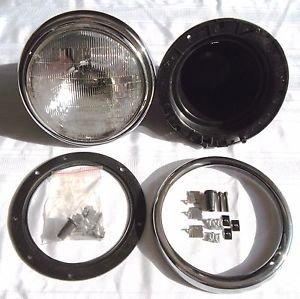 Lights Headlamp Kit Cobra Replica Hot Rod AC ACE Kit Car