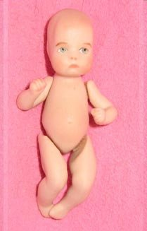 baby dollhouse doll