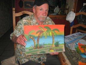 ORIGINAL ARTWORK BY HENRY HILL COA GOODFELLA