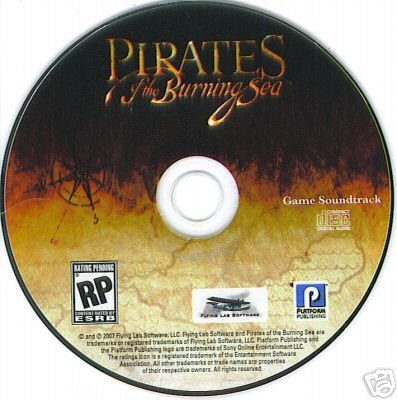 Pirates Of the Burning Sea Preorder Music Soundtrack!