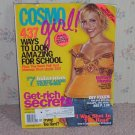 Cosmo Girl Magazine September 2004 Brittany Murphy