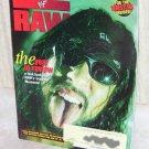 WWE WWF Raw Magazine January 1999 Steve Austin Sable