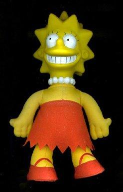 Lisa Simpson Doll The Simpsons