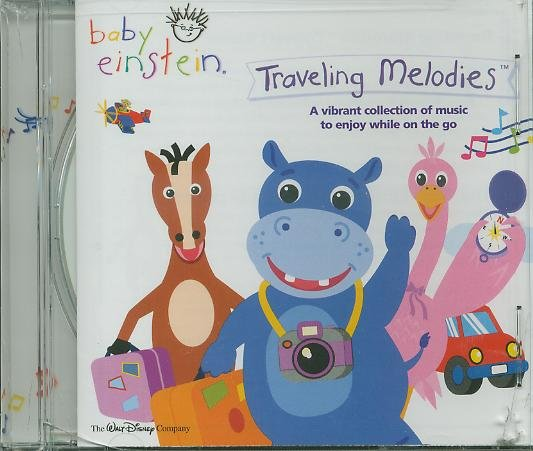Baby Einstein Traveling Melodies CD
