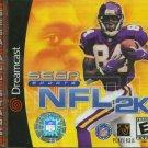 Sega Dreamcast NFL 2K Complete Mint