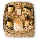 Gilden Tree Foot and Body Essentials Gift Basket