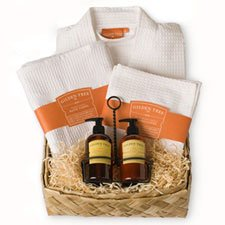 Robe & Towels set