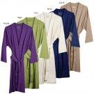 Organic Cotton Combed Bath Robes