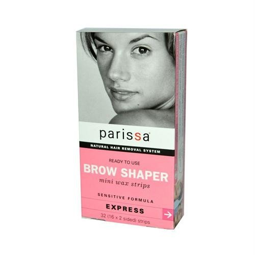 Parissa Brow Shaper (Natural Hair Remover)