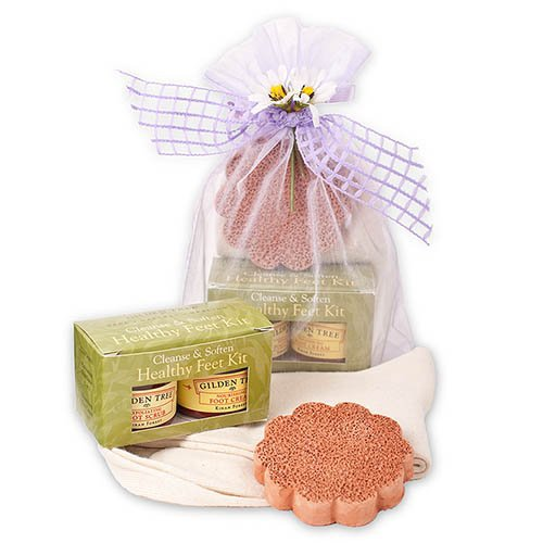 Gilden Tree - Try-Me Home Pedicure Kit - Kiran Forest