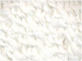 Grignasco Minuetto wool blend yarn #001 white