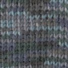Nova Sock Print #303 grey green sock yarn 100gr