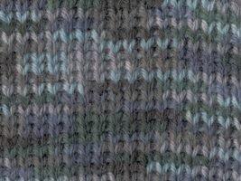 Nova Sock Print #303 grey green sock yarn 100gr