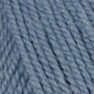 Diamond Yarn Tempo #515acrylic wool med blue  yarn 100grams