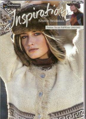 Schachenmayr Inspiration #65 knitting pattern book